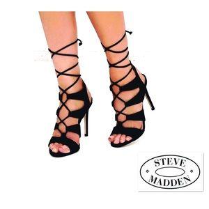 Steve Madden Sandalia Lace -up Heels